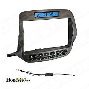 Camaro Car Stereo Single Double D 2 DIN Radio Install Dash Kit Combo 99 3010s