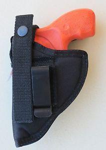 Hip Belt Clip Holster for Ruger LCR Revolver