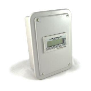 EKM Meter Home Enclosure Kit Plastic DIN Rail Mount Read Data Conduit Box 20