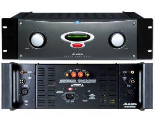 New Alesis RA500 RA 500 Studio Stereo Amp Power Amplifier 500 Watts Hardware