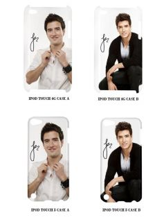 New Big Time Rush Logan Henderson Photo iPod Touch 4G 5 Hardshell Case