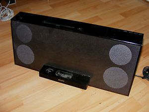 Sony NAS Z200DIR Wireless Network Audio System iPod Dock CD DAB Radio