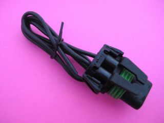 Fog Light Headlight 2 Cavity Pigtail Wire Harness Ford