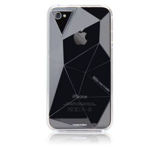Case Mate iPhone 4 Facets Case (Clear)