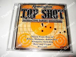 Remington Top Shot Interactive Target Shooting PC Game