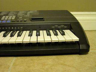 Casio CTK 720 61 Key Electronic Keyboard Digital Piano CTK 720 w Adapter