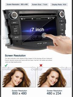 "Toyota RAV4 2006 2011 Car GPS Nav DVD Player Radio Stereo 7"" HD Screen Camera"