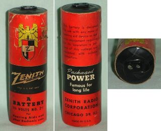 16 Pce Lot Unusual Dry Cell Battery Coll'N Misc Brands RCA Zenith Eveready
