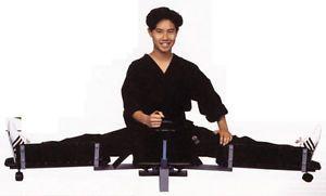 ProForce Leg Stretcher Stretching Machine Equipment Martial Arts MMA Gymnastics