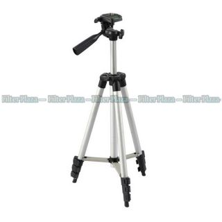 "42"" Light Weight Aluminum Travel Tripod Mount Stand for Digital Camera Camcorder"
