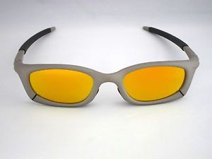 d4cb2c36cbe RARE Magnesium Oakley Mag Four Plasma Sunglasses with Fire Iridium Lenses