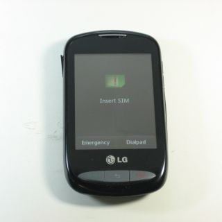LG 800G Touch Screen Camera GSM Phone Net10 Used B Stock
