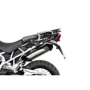 SW Motech EVO Quick Lock Sidecarrier for Triumph Tiger 800 and 800XC 11 Up