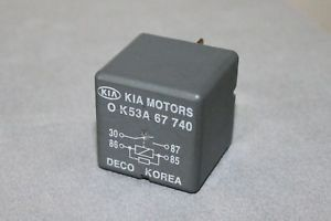 Kia Replaces Pontiac GM 90244312 Cooling Fan Relay CMP