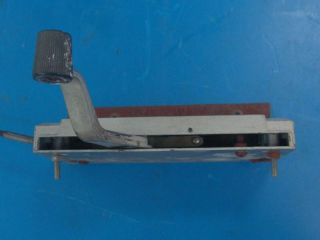Johnson Marine Boat Shifter Throttle Control Lever Box