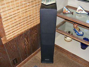Polk Audio RT12 Tower Floor Standing Speakers Nice Pick Up Only