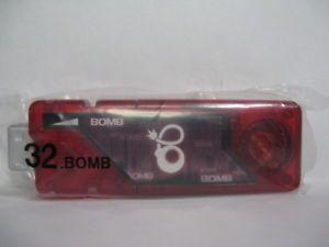 Kamen Rider w DX Gaia Memory EX2 32 Bomb