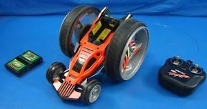 Tyco RC Psycho Remote Control Car Double Sided Toy w Batteries