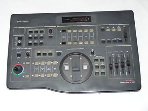 Panasonic WJ AVE7 Digital Video Audio Mixer Switcher Editing Studio WJ AVE7
