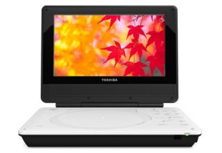 Toshiba SD P95S Portable DVD Player 9""