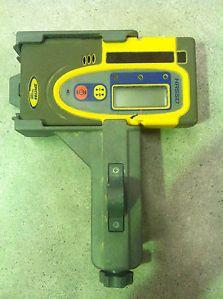 Spectra Precision Laser HR550 Handheld Detector Receiver