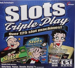 PC Game Masque Slots Triple Play