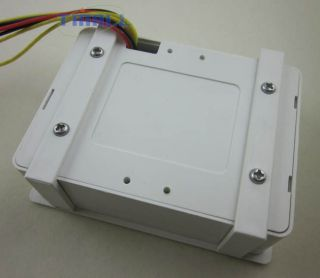 """G1 2"""" Flow Control LCD Display Oil Fuel Gas Diesel Milk Water Liquid Flow Sensor"""
