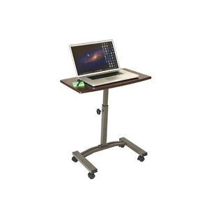 Laptop Cart Desk mac dell pc table portable tv table office study