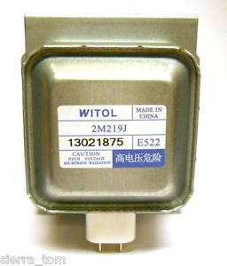 Details about Witol 2M219J Microwave Oven Magnetron Kenmore