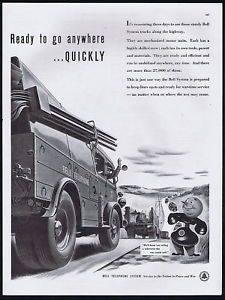 Bell Telephone Ads