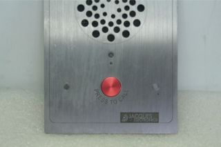 Jacques VSL 151 Concentrator Slave Intercom Station 50109