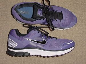 Mens Nike Zoom Air Pegasus 28 Purple Black Running Training Shoes 13 M