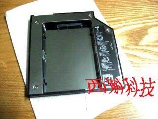 2nd Hard Drive Caddy for Dell E4200 E4300 M6400 M6500