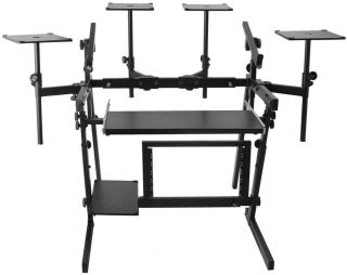 On Stage Workstation Stand Recording Studio Desk New