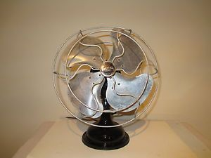 Antique Signal Vintage Electric Fan Refurbished and Working