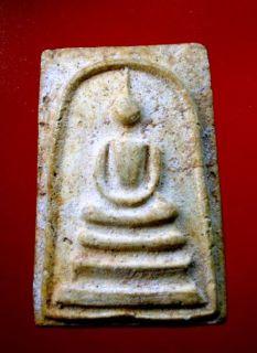 Thai Amulet Pra Somdej Wat Rakang LP Nak Year 1957