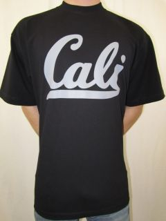 New Mens Size XXL Cali Streetwise Clothing Black Shirt