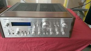 Vintage Pioneer SA 9800 Stereo Integrated Power Amplifier Phono mm MC Amp Nice