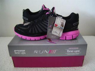 Skechers Tone UPS Running Sneakers Women's Cross Training Shoes 11775 New