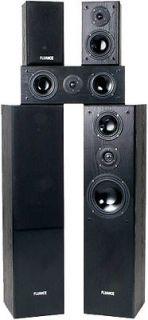 Fluance® Avhtb Surround Sound Home Theater 5 0 Channel Speaker System 871363002310