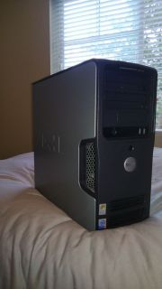 Dell Dimension E310 Desktop PC Windows XP Pro Office 2000 Small Business