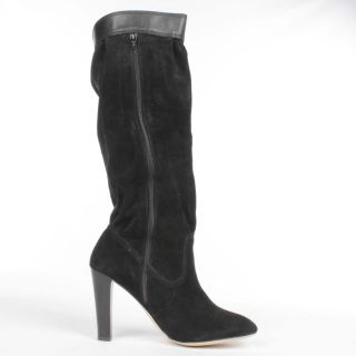 Platform Wedge Knee High Boots