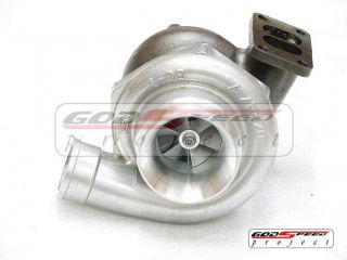 GSP GT35 Universal T3 Flange 70AR Compressor 82AR Exhaust Trim Turbo Charger