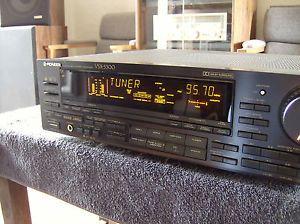 Pioneer VSX 5300 Audio Video Stereo Receiver Works