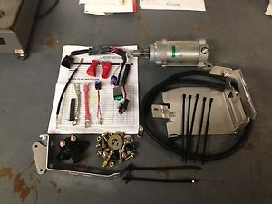 Ski Doo Electric Starter Kit 860200627 s 32 4