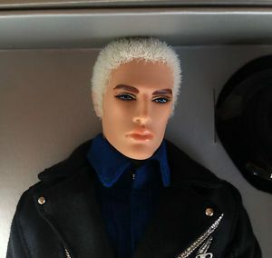Fashion Royalty Lukas Style Strategy Doll