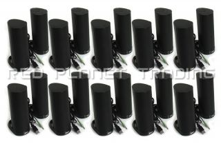 New 10 Lot Dell AX210 Black USB Wired 2 0 Computer Desktop Speakers R125K