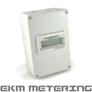 EKM Metering Indoor Meter Enclosure Kit Plastic DIN Flush or Surface Mount 20