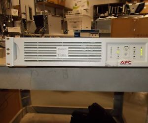 APC SU1400RM2U UPS 1400AV 900W Backup Surge Protector Power Supply