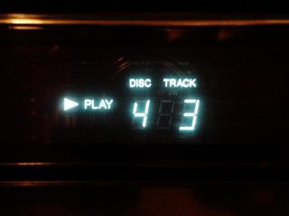 Rotel RCC 935 CD Compact Disc Player Multidisc Changer Rotel Bowers Wilkins
